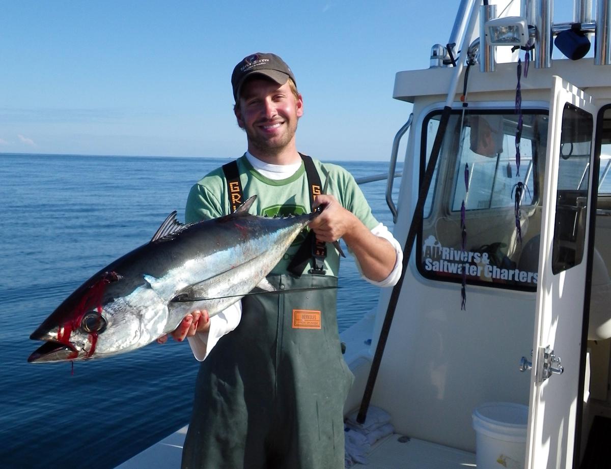 Albacore Tuna Westport