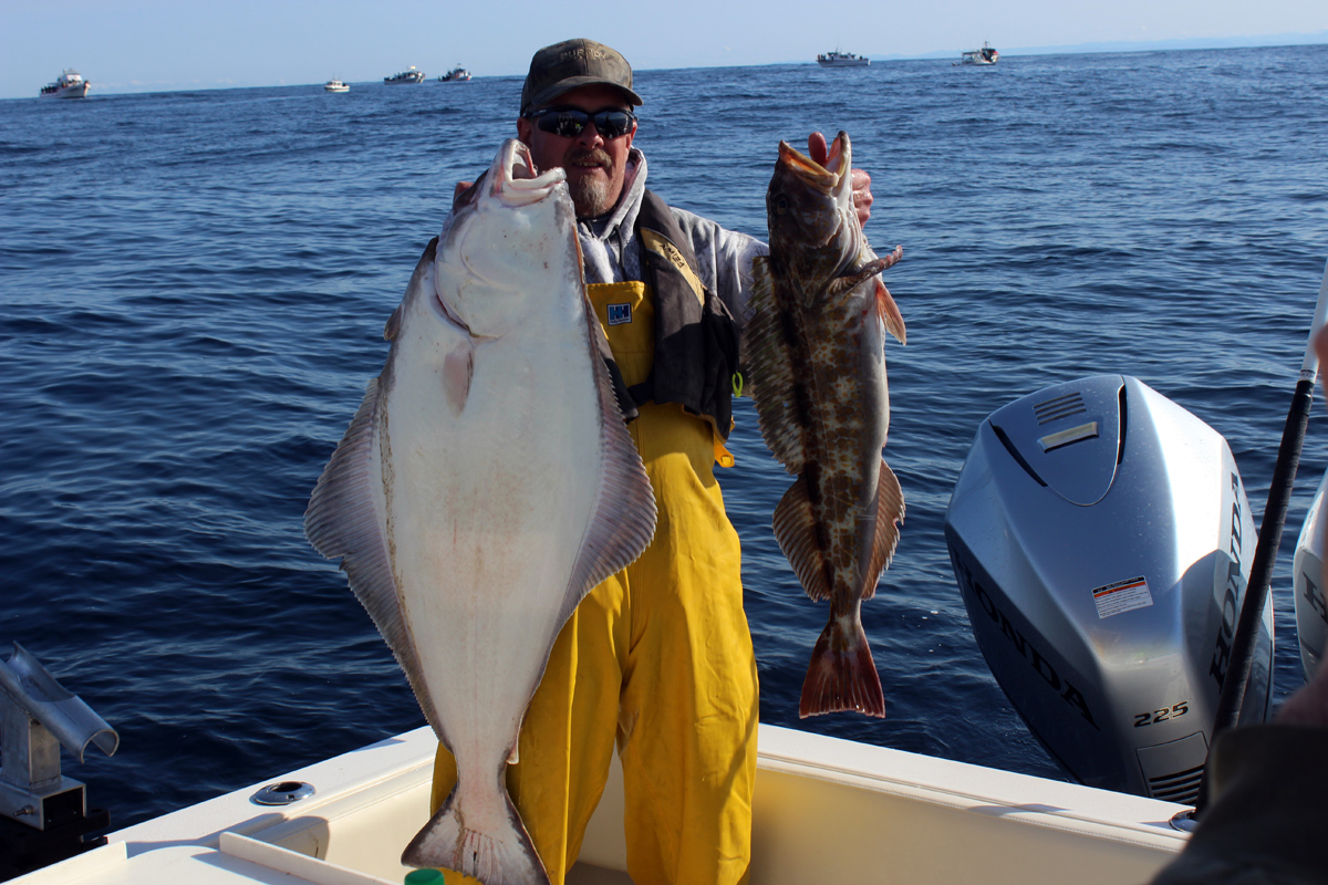 Westport Halibut Fishing