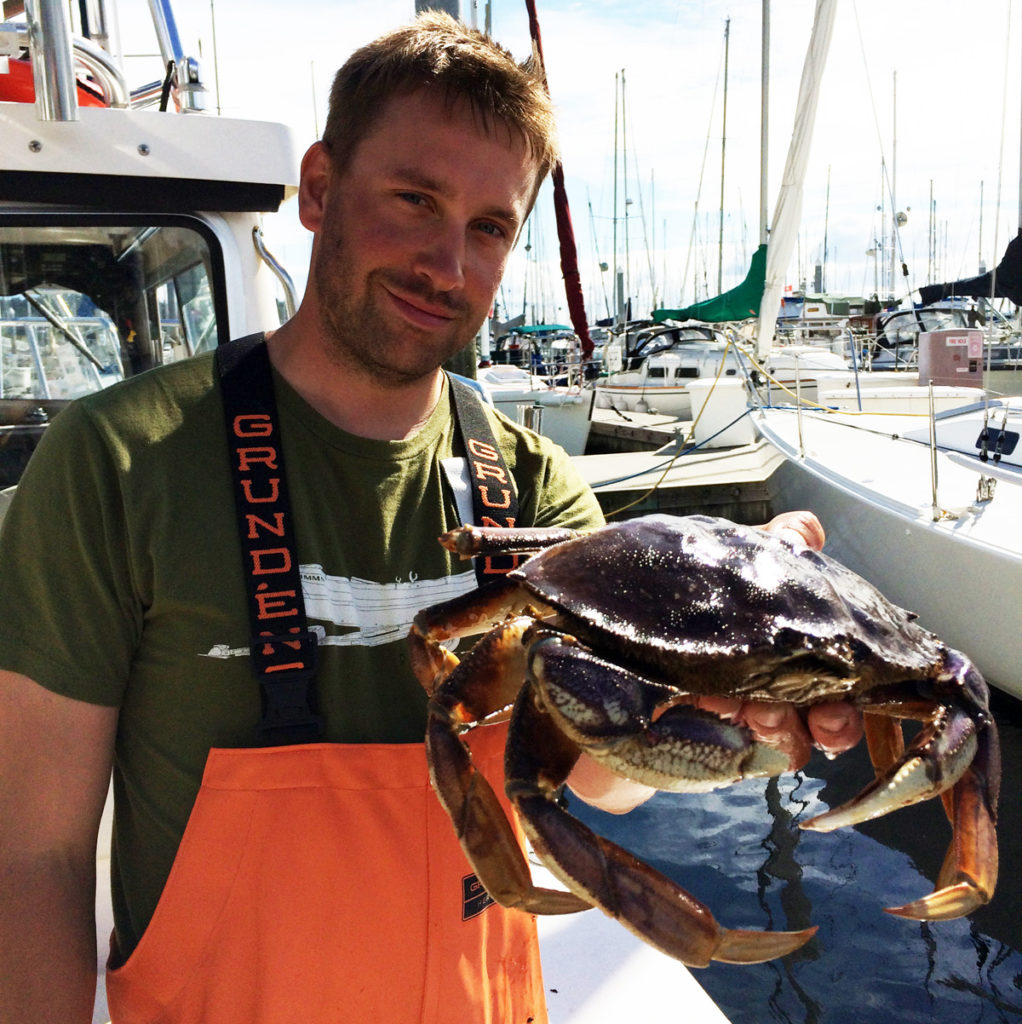 "The Seattle ""Crabbing Is Good"" Report July 5"