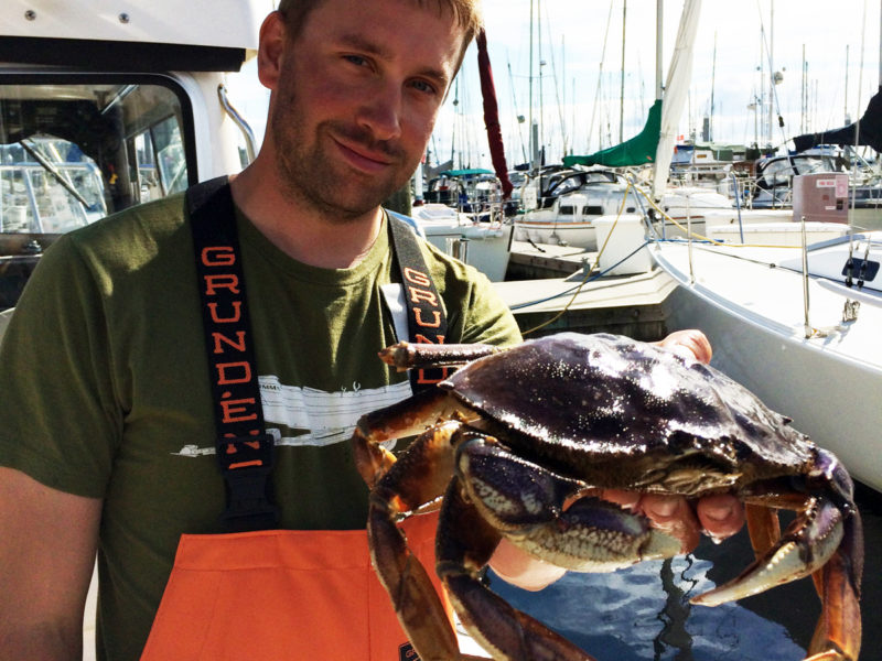 Seattle Crabbing Report