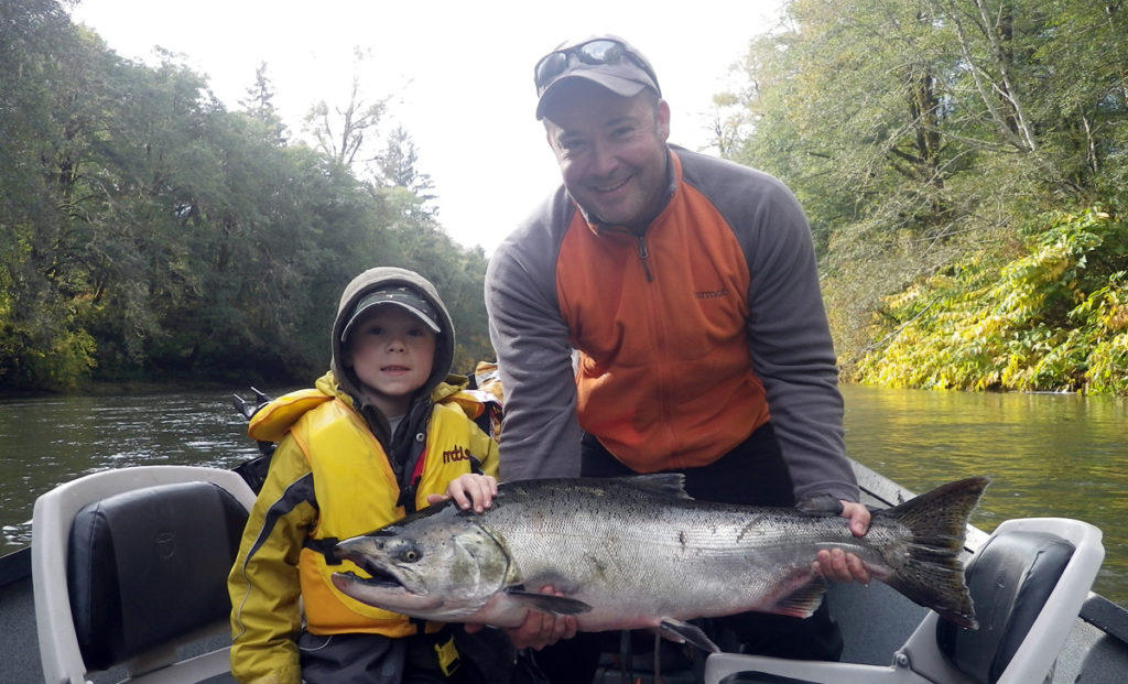 Humptulips River Salmon Fishing Primer