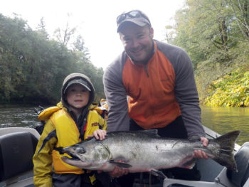 Humptulips River Fishing