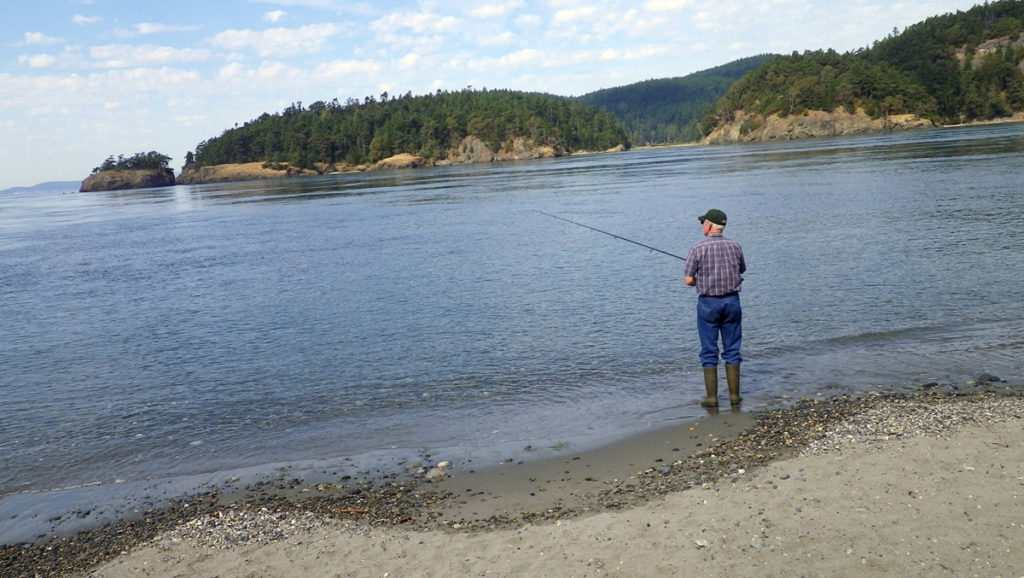 Deception Pass State Park Fishing