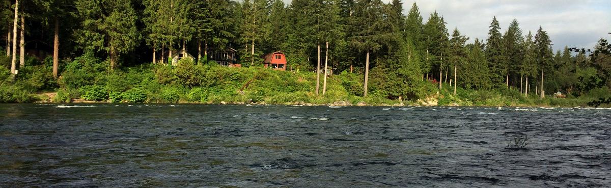Skykomish River Fishing