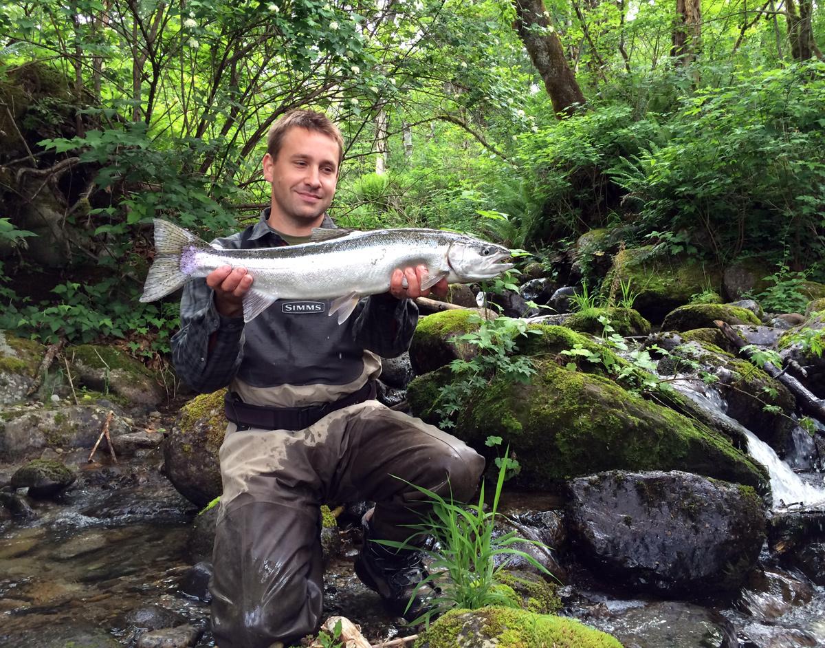 Skykomish River Steelhead Fishing