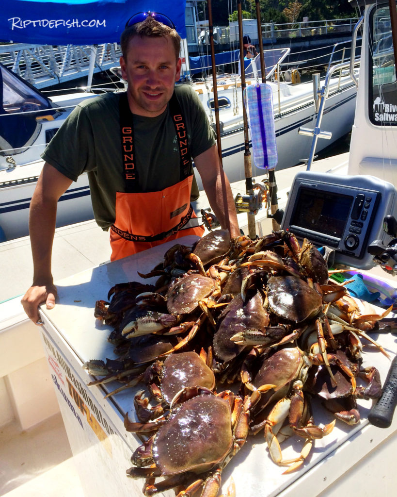 Puget Sound Dungeness Crabbing