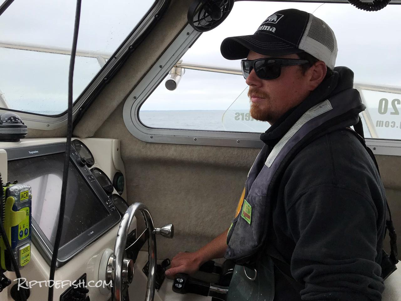 Captain Ian