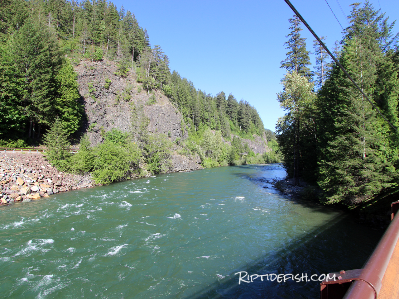 South Fork Skykomish River Fishing