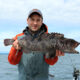 Puget Sound Lingcod Fishing