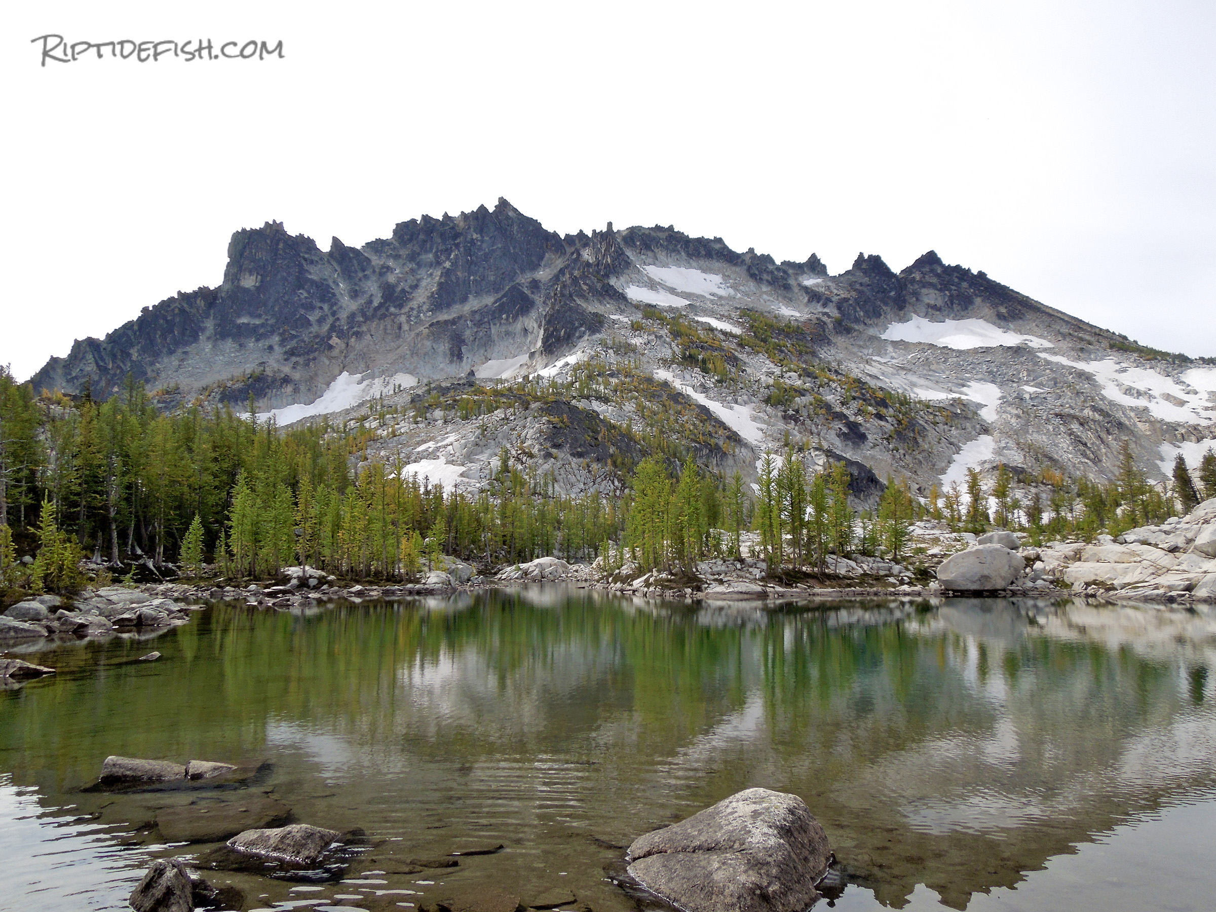 Alpine Lakes Wilderness Seattle Fishing