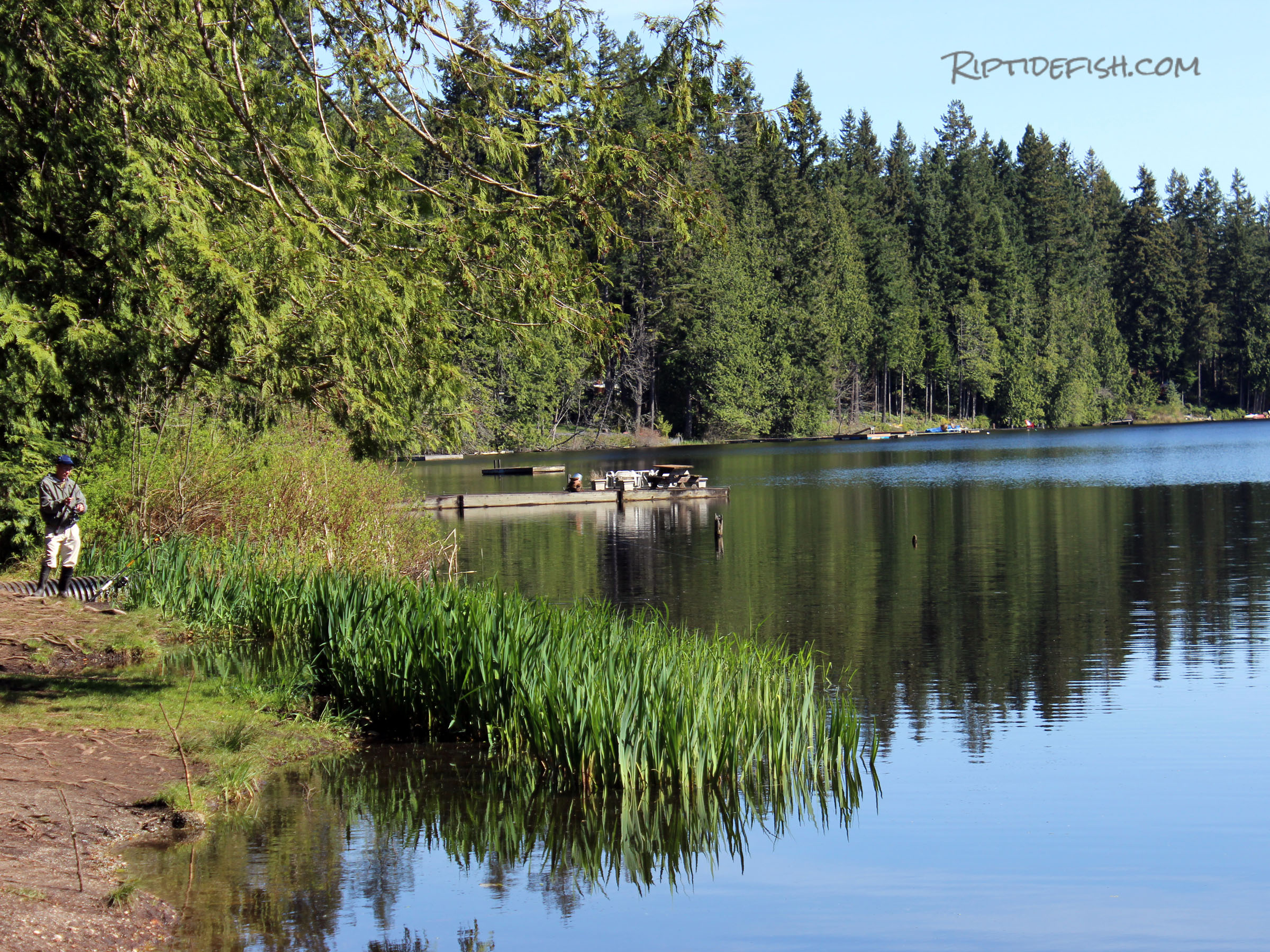14 Awesome Fishing Lakes in the Snoqualmie Valley - Riptidefish
