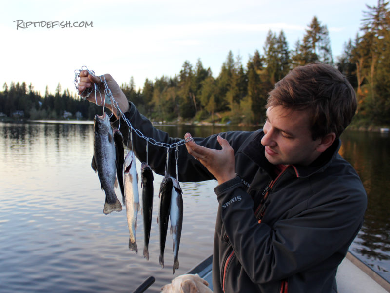 14 Awesome Fishing Lakes In The Snoqualmie Valley Riptidefish
