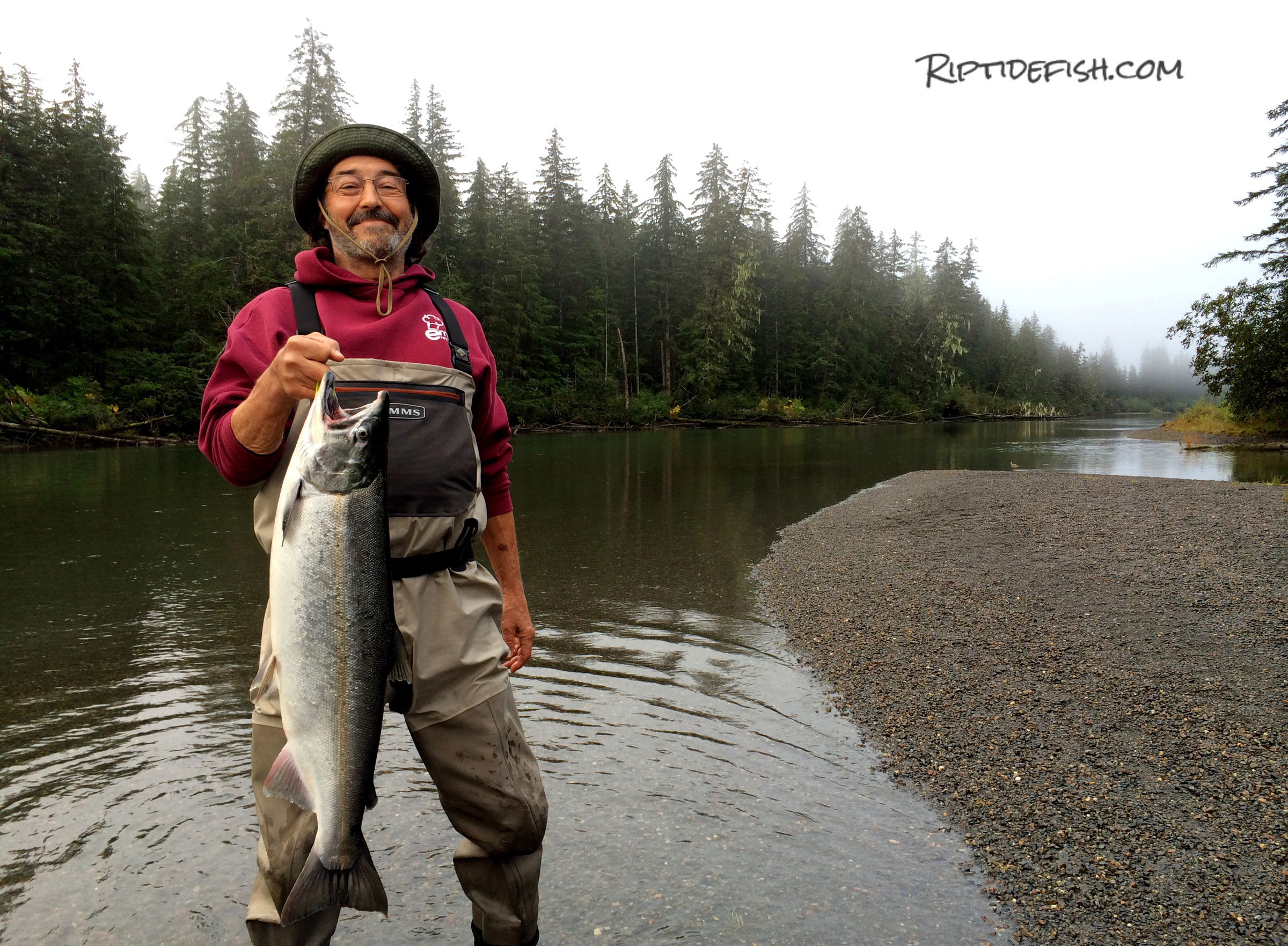 Best Coho Salmon lures Alaska.