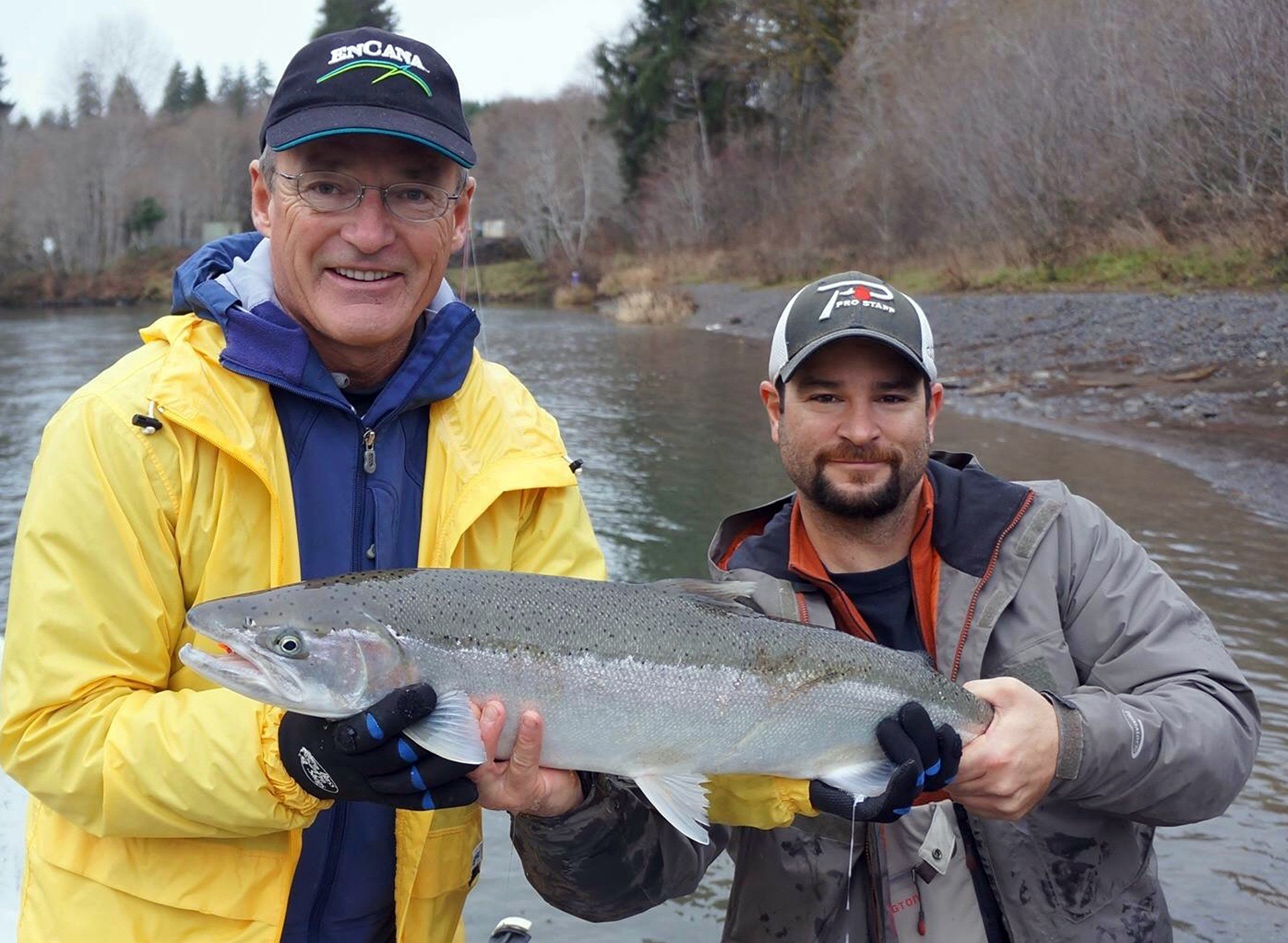 Bobber Fishing for Steelhead