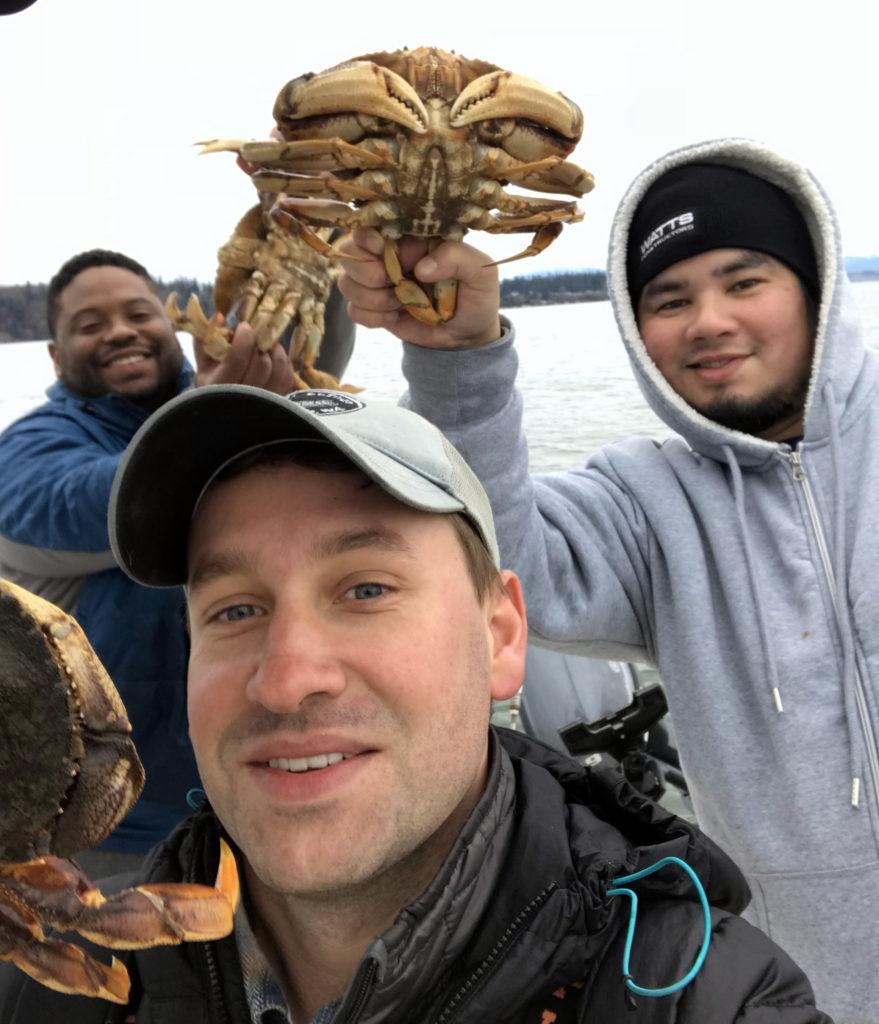 Puget Sound Dungeness Crab