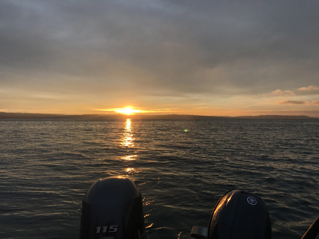 Puget Sound Fishing