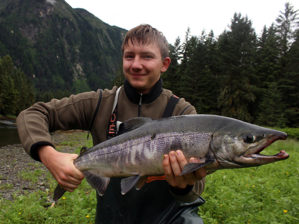 Best Chum Salmon Fishing Lures Rivers