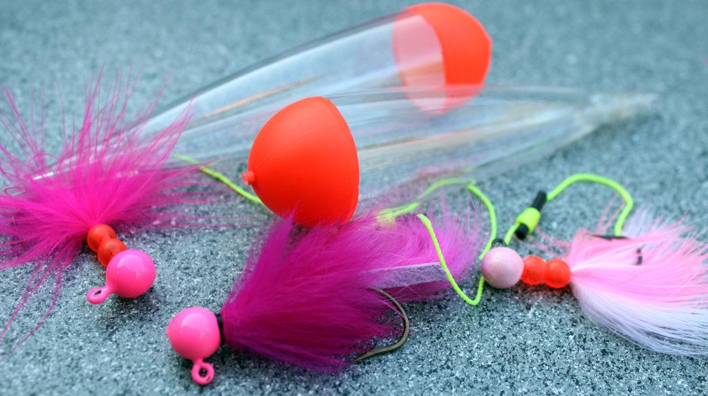 Chum Salmon Bobber Fishing Lures