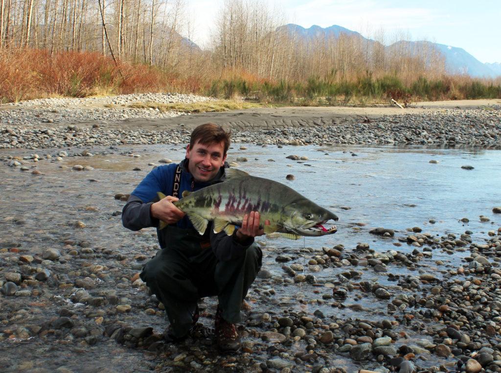 Chum Salmon Fishing Lures