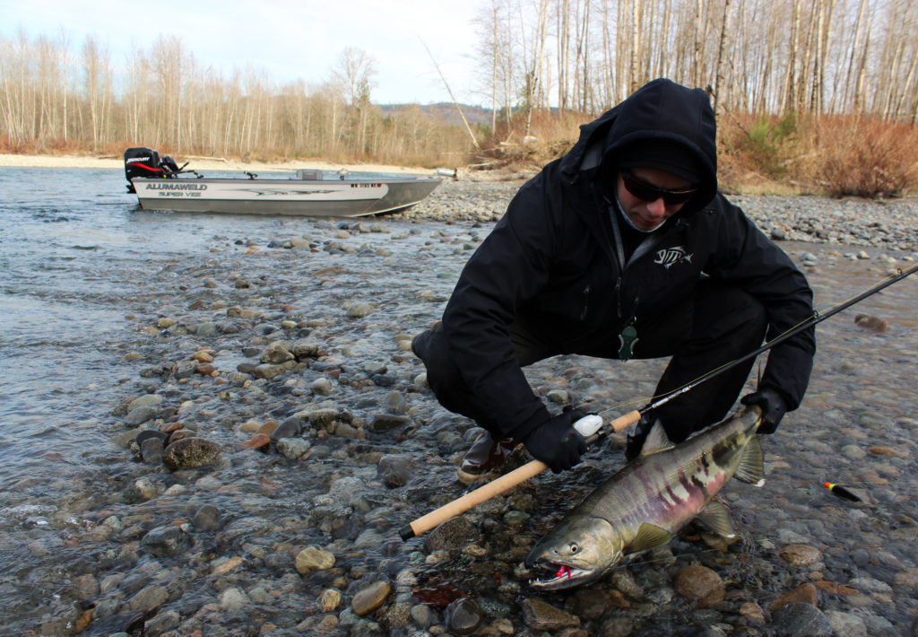 Chum Salmon Fishing Float Lures
