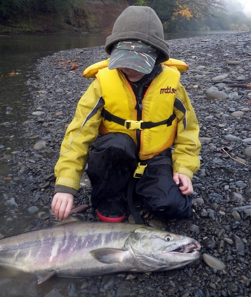 Chum Salmon Fishing
