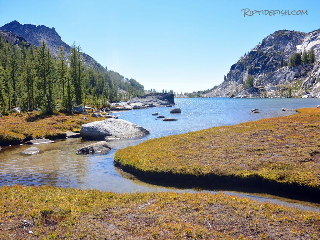 Washington Alpine Lakes Fishing