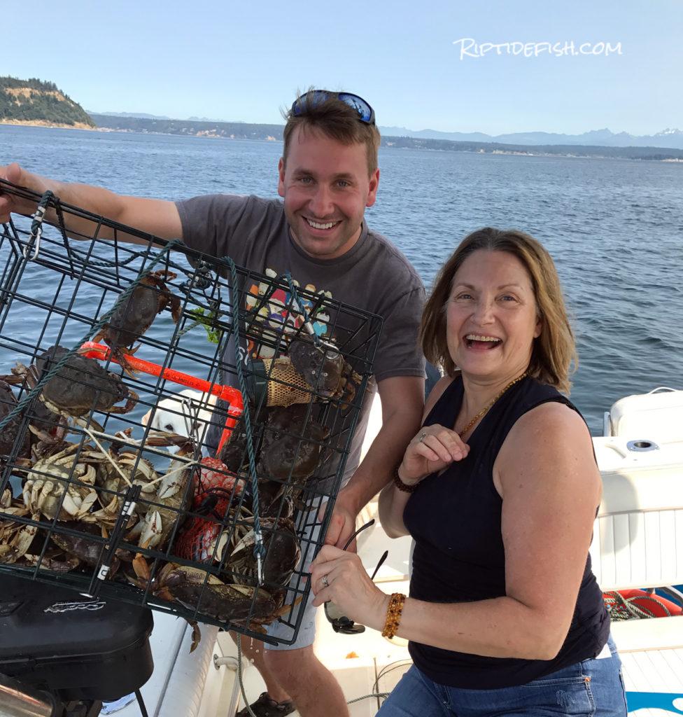 Seattle Crabbing
