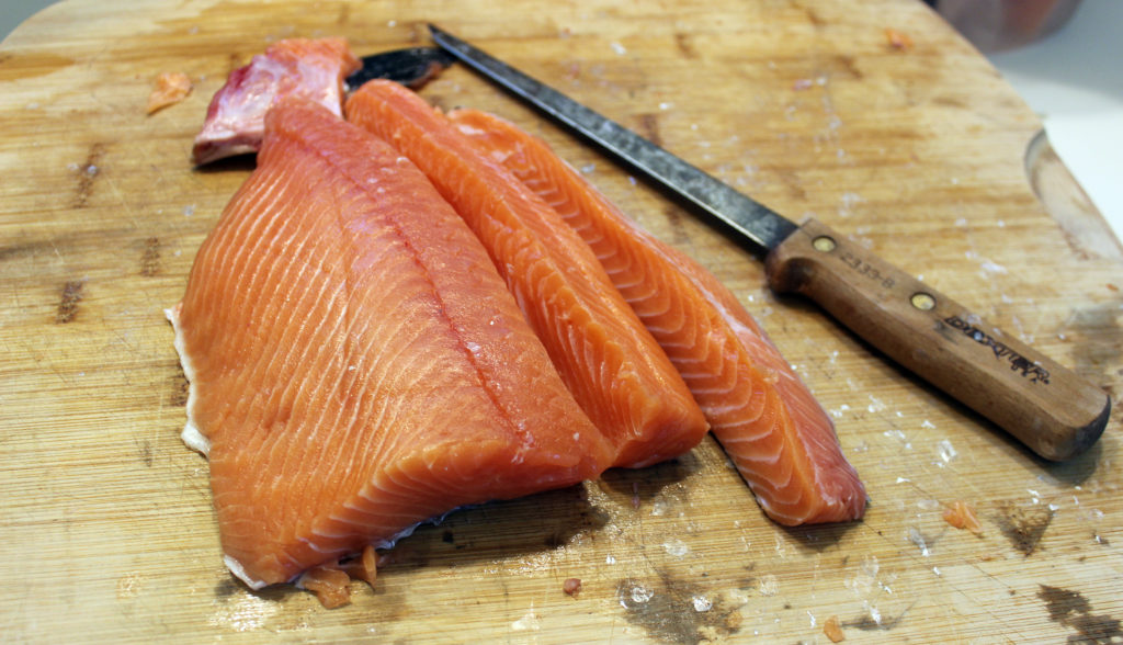 Canning Smoked Salmon