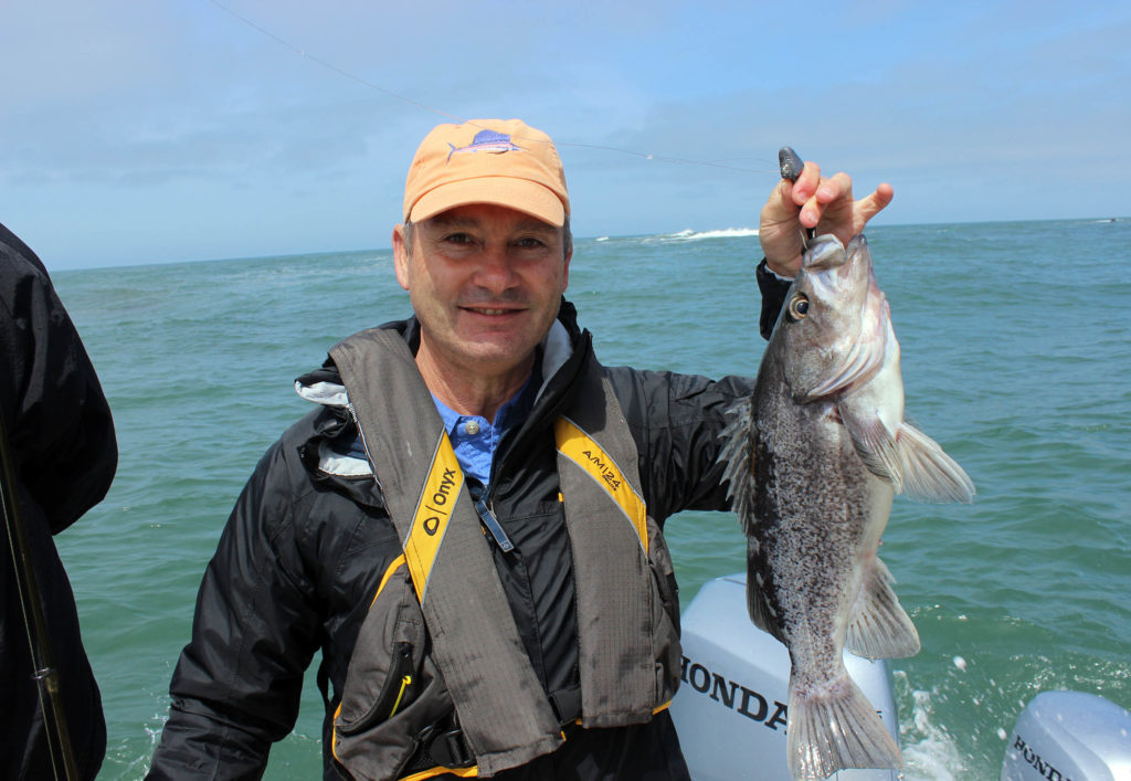 Catching Rockfish with the Best Lures.