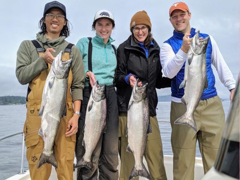 Seattle Salmon Charters