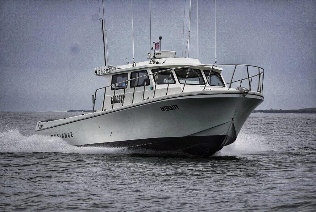Westport Albacore Tuna Fishing Charter