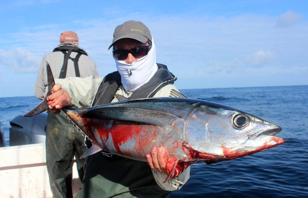 Westport Albacore Tuna Fishing Report