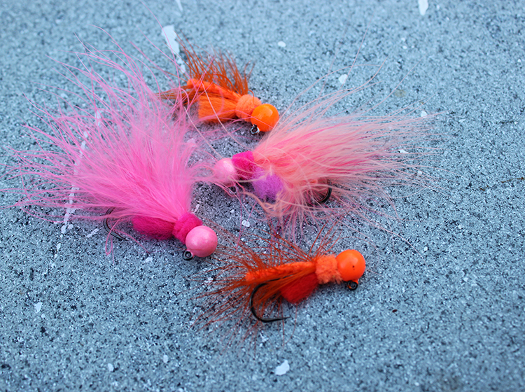Best Steelhead fishing jig lure