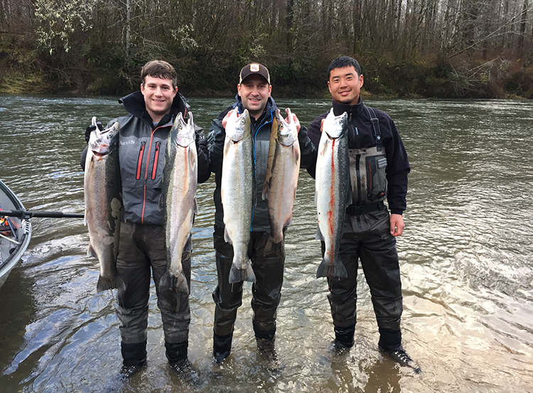 Winter steelhead fishing how to catch with plugs