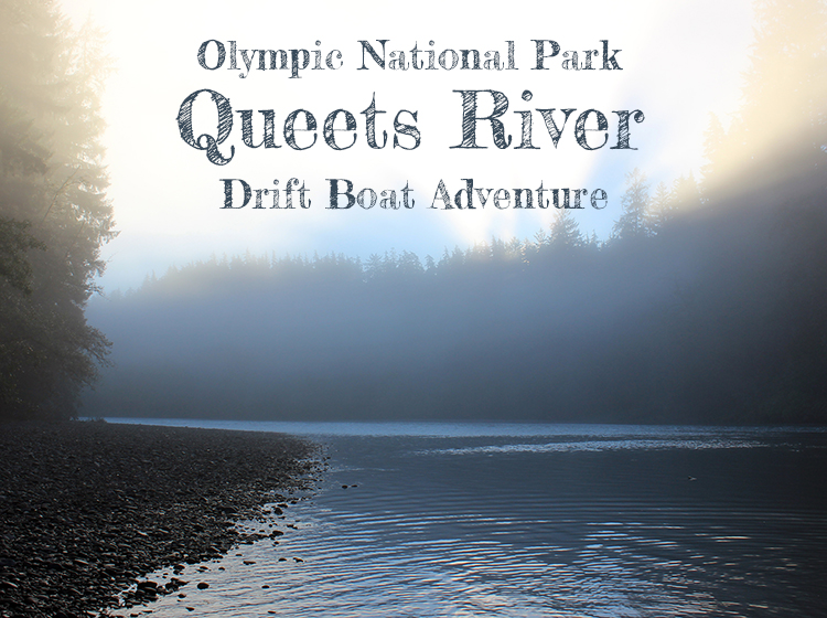 Queets River Salmon Fishing Report
