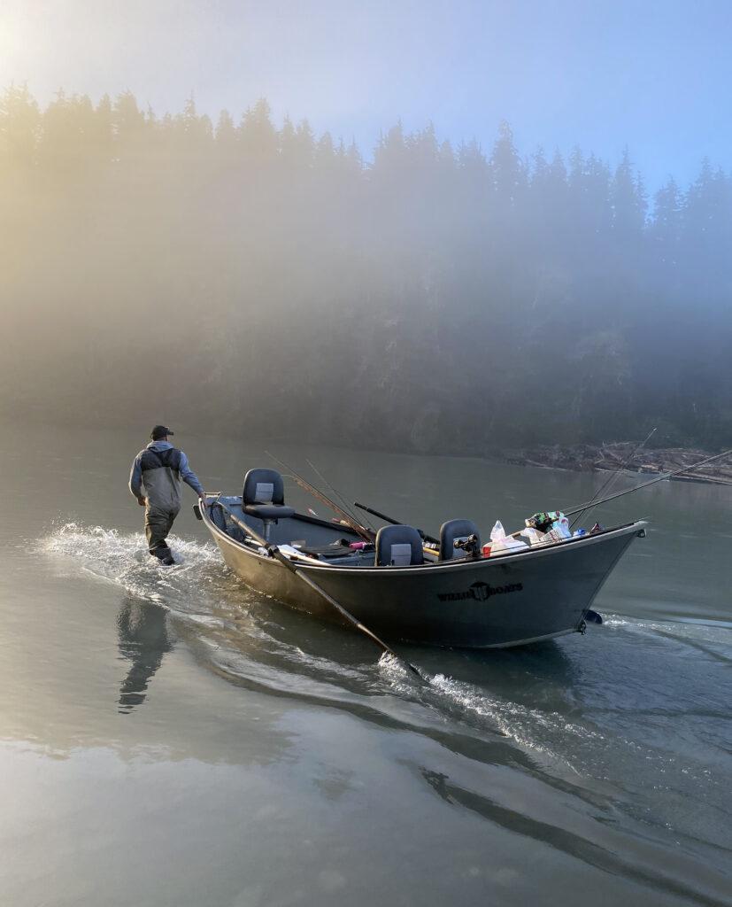 Fishing in Washington State