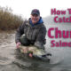 How to catch chum salmon rivers