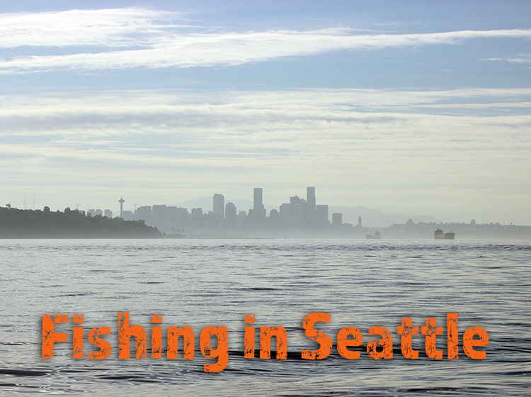 Best Seattle Fishing Spots
