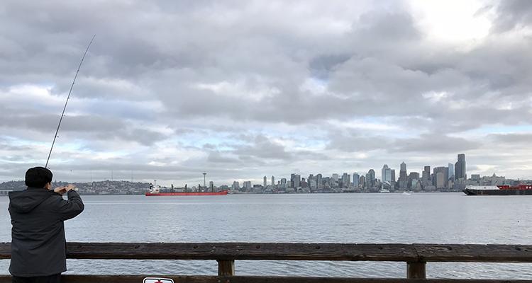 Seattle fishing