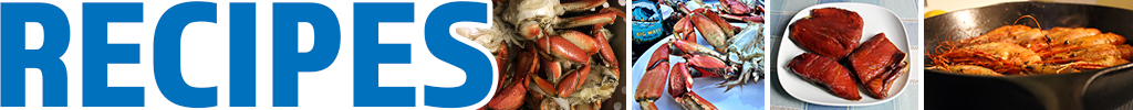 Pacific Northwest Seafood Recipes
