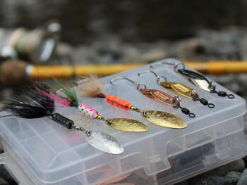 Best Trout Lures Pacific Northwest