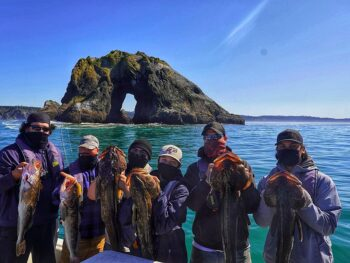 Seattle Washington April 2021 Fishing Report