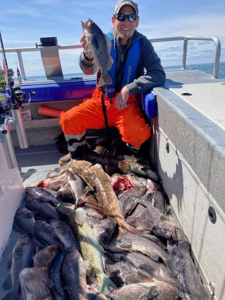 Westport Washington Fishing Report