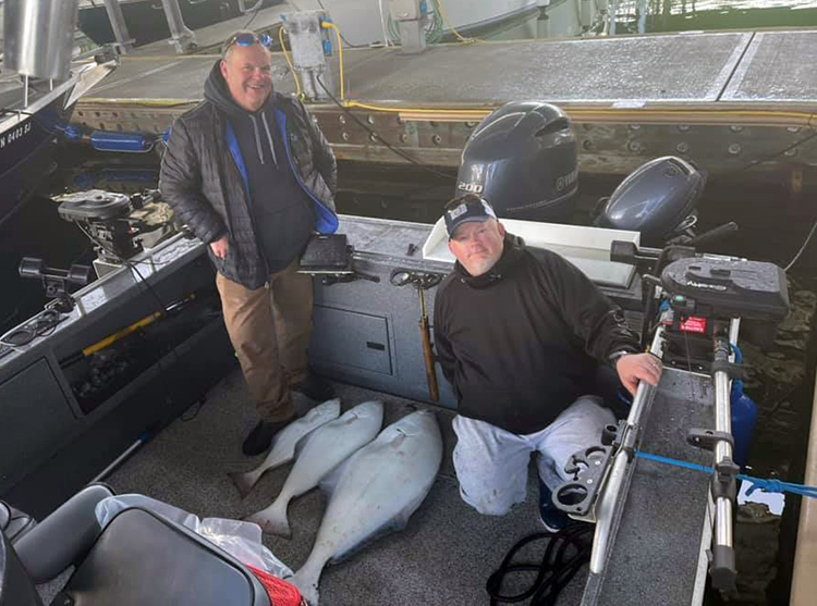 Puget Sound Halibut Fishing Report