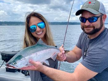 Puget Sound Pink Salmon