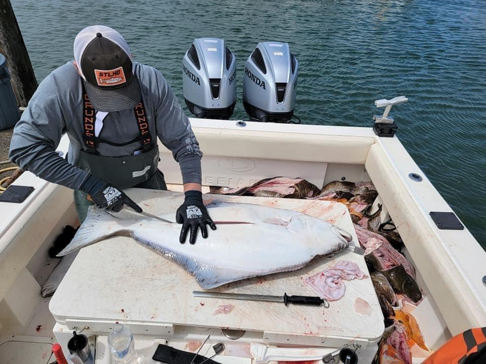 Westport Halibut Fishing