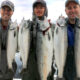 Puget Sound Coho Salmon Fishing