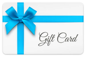 Online Store Gift Cards